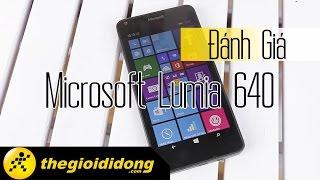 Trên tay Microsoft Lumia 640 | www.thegioididong.com