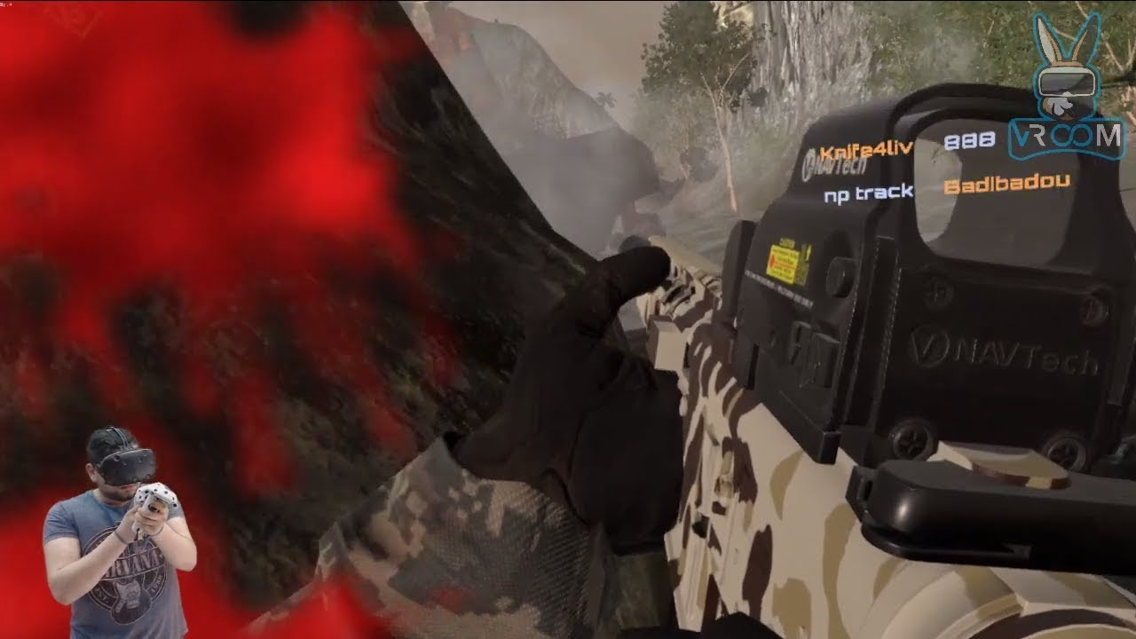 Sanal Gerceklik Gozlugu Savas Oyunu Turkce War Dust 32 Vs 32