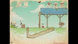 Shaun the Sheep  Home sheep home  Catrtoon Games Kids TV New Compilation 2017
