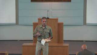 2021 01 17   AM Sermon   Richard Perry- A Tale of Two Prophets