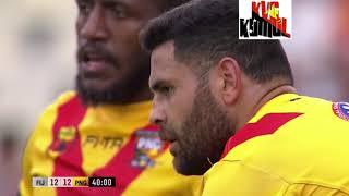 PNG KUMULS VS FIJI (OCEANIA CUP 2019)