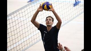 I primi allenamenti stagionali di Giannelli, Lanza e Vettori