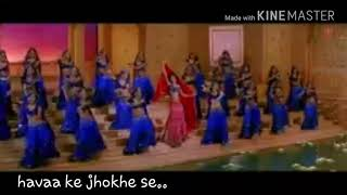 Lal duptta udgya... song whatsapp status video.      With hindi lyrics