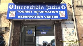 New Delhi - How To Travel in India - Connaught Place - Delhi Metro