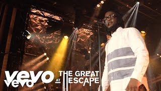 Thabo & The Real Deal - World War Free (Live) – Vevo UK @ The Great Escape 2015)