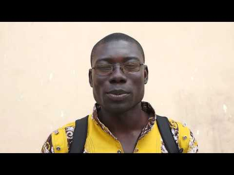 Interview with YCI Ghana staff member William!