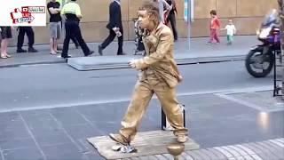 Nghệ thuật đường phố - những con người tài năng trên thế giới