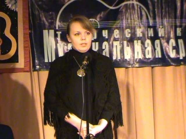 Музыкальная Среда. 26.01.2011.Часть 3