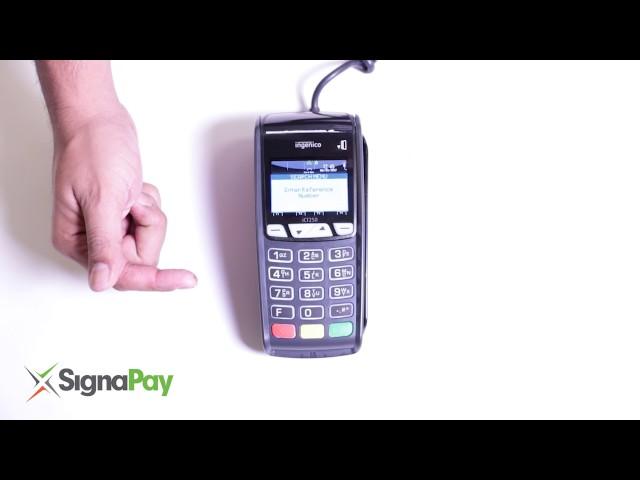Ingenico ICT 250 Tutorial