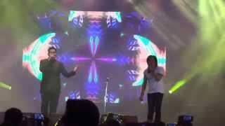 Ari Lasso & Tulus ~ Kamulah Satu-satunya (Konser Dua Ruang)
