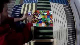 Rubik Mosaic - Happy 30 anniversary - Cisco Systems