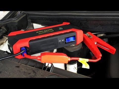 Dead Battery? Testing JXIANG Portable Car Jump Starter