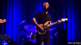 Television-TORN CURTAIN-Live-The Fillmore-San Francisco, CA, June 30, 2015-Tom Verlaine-Richard Hell