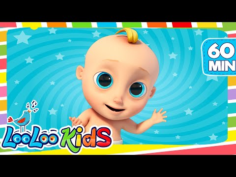 BEST SONGS FOR KIDS - Learn English with Songs for Children | LooLoo Kids