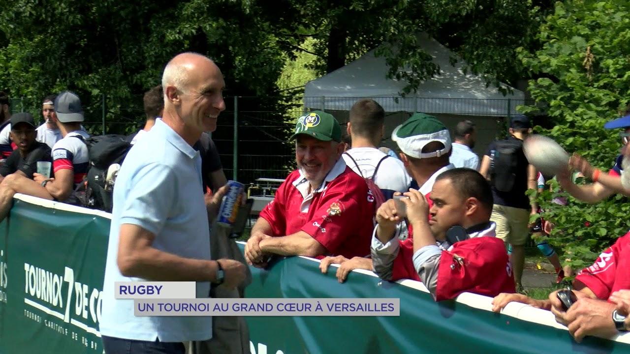 Yvelines | Rugby : un tournoi de rugby au grand coeur
