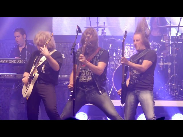 Piledriver - Rockin All Over The World (Live Wattenscheid)
