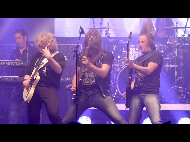 Piledriver - Rockin All Over The World (Live Wattenscheid)