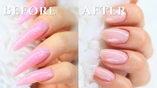 ♡ How to: Remove Polygelnails