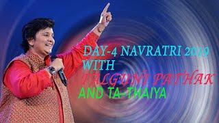 #falgunipathak #navratri2019 Falguni Pathak Navratri 2019 - Day 4