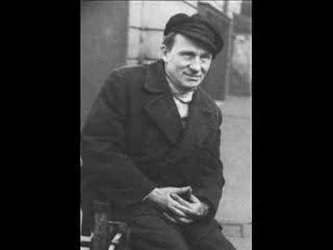 Ernst Busch - Das Lied vom Klassenfeind
