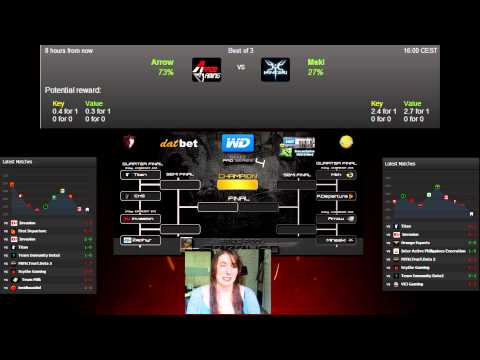 SEA betting with Lily ~ 19 Aug, 2014, Dota 2 Lounge bets
