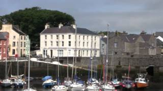 Sunny Castletown Isle of Man June 2012