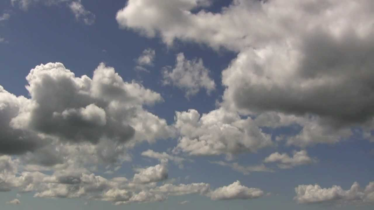 cloudy sky time lapse hd 720p youtube