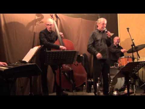 Mimile Quartet  extraits concert Jazz au Blanc mars 2013