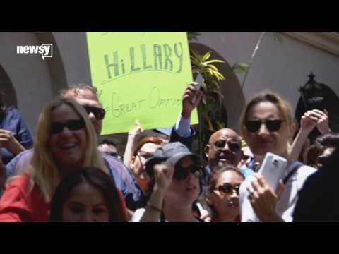 Hillary Clinton Inches Closer To Making History With California Win