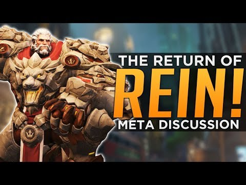 Overwatch: The Return of DEATHBALL?! - Meta Discussion