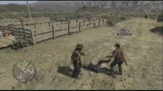 RDR : Red Dead Redemption - He Don't Die So Easily