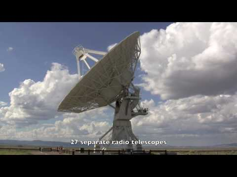 NRAO Very Large Array (VLA) Tour