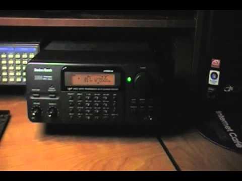 Radio Shack PRO 2042 Carrier Light mod by r1vince