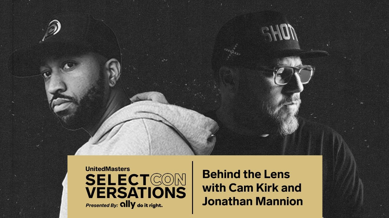 Behind the Lens: How to Grow As A Creative & Build Your Brand