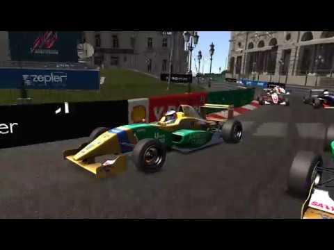 Monaco GP AI Update Demo