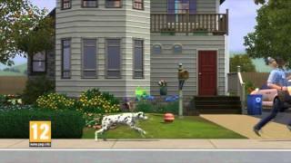 EA The Sims 3 - Animali & Co - Spot TV con BAZ!