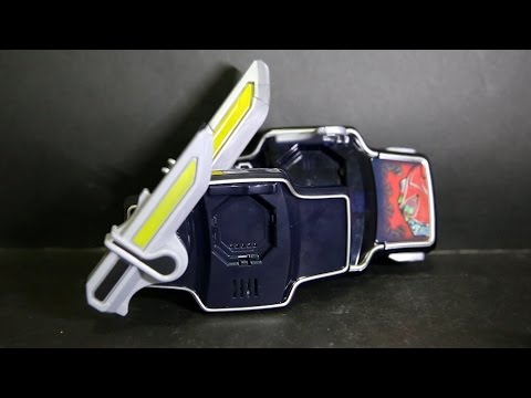 Kamen Rider Gaim Hong Kong Sengoku Driver Review + Comparision
