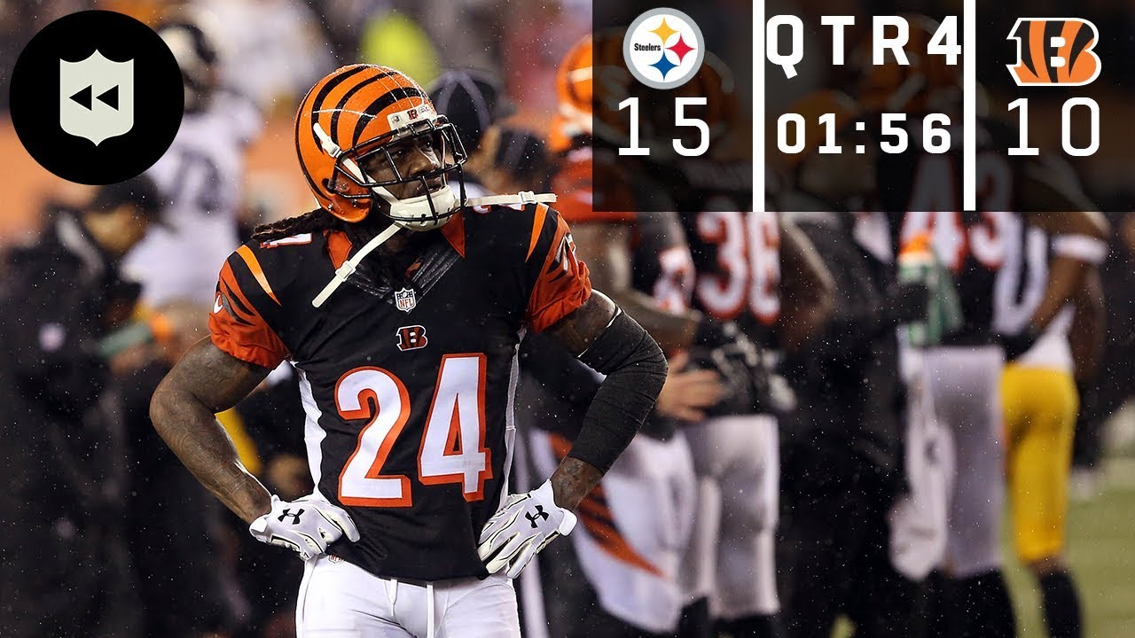 Download The CRAZIEST Way to End a Wild Card! (Steelers vs. Bengals, 2015)