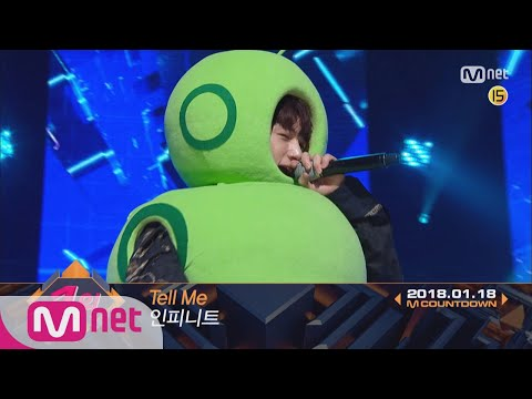 Top in 3rd of January, 'INFINITE' with 'Tell Me', Encore Stage! (in Full)