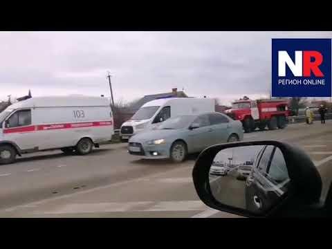 Смертельная авария 2 января под Краснодаром