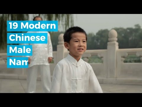100 Chinese Baby Names for Boys and Women