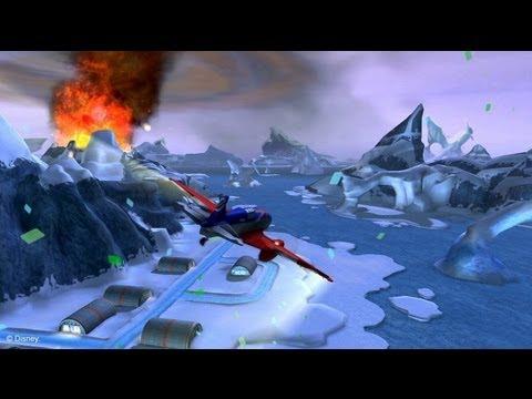 Скачать игру Disney Planes для PC через торрент