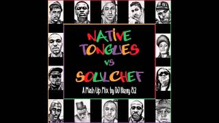 A Tribe Called Quest - Check The Rhime (over SoulChef - Write This Down)