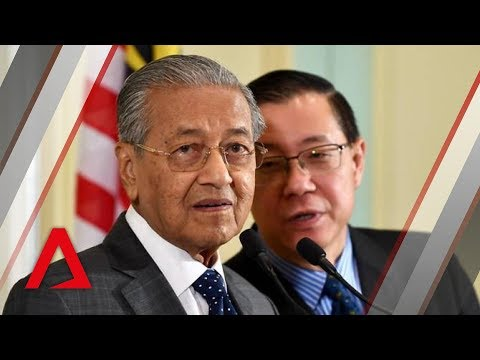Mahathir reacts to reports of Jho Low arrest; says HSR could be deferred not cancelled