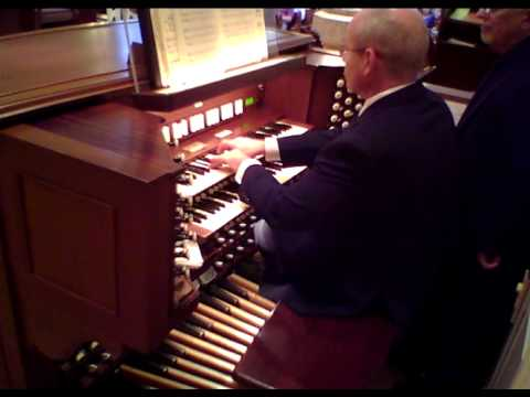 Samuel Barber, Adagio for Strings, transcribed for organ  William Strickland
