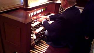 Samuel Barber, Adagio for Strings, transcribed for organ by William Strickland