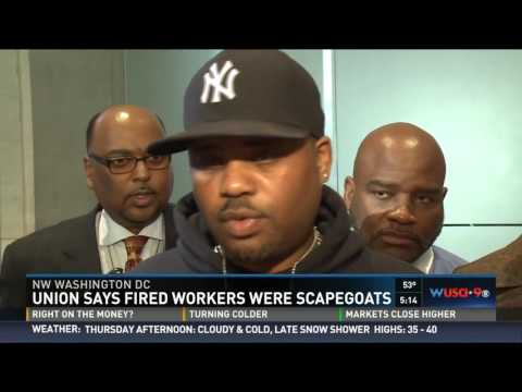 CBS 9 - Union says fired workers are scapegoats