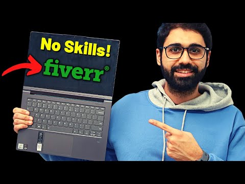 6 Fiverr Gigs That Require No Skill & 0 Dollars For Beginners   Make Money Online Fast Today!
