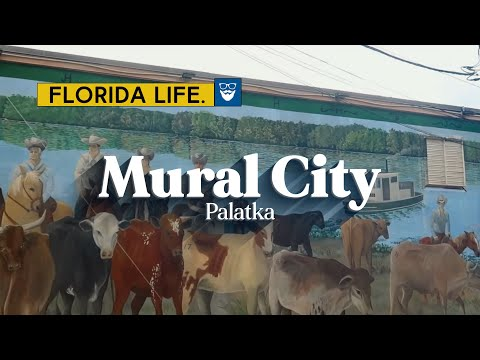City of Murals | Palatka, Florida | ChadGallivanter