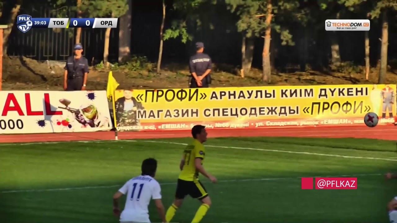 Tobol Kostanai 0-0 Ordabasy